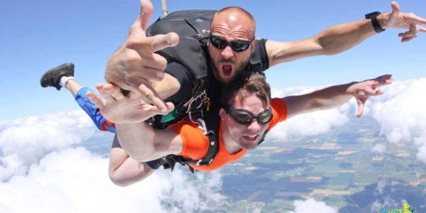 5 Things You Didn't Know About Skydive Tecumseh