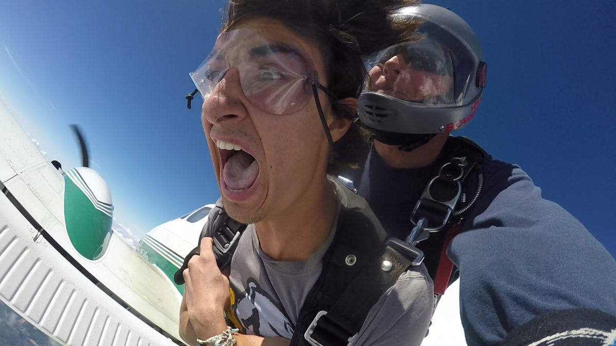 Skydiving tips from Skydive Tecumseh, Michigan Skydiving