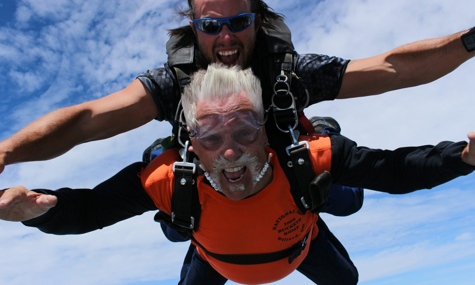 Does Your First Skydive Have to be a Tandem? | Skydive Techumseh