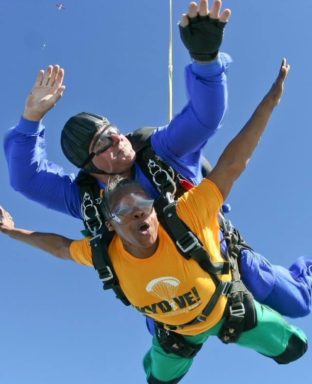 Tandem Skydiving Michigan - $225 First Skydive   Skydive