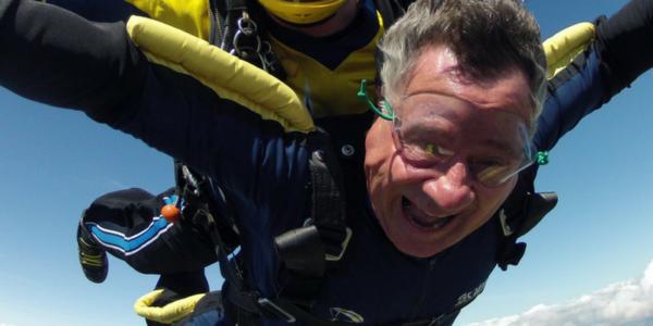 Tandem Skydiving at Skydive Tecumseh