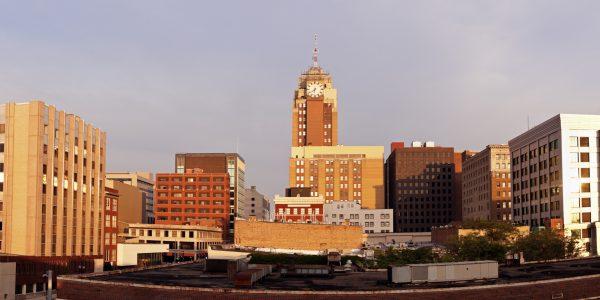 Downtown Lansing, Michigan