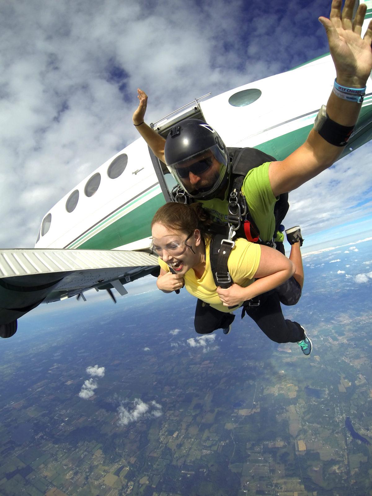 Skydive Tecumseh - Michigan's Premier Skydiving Center