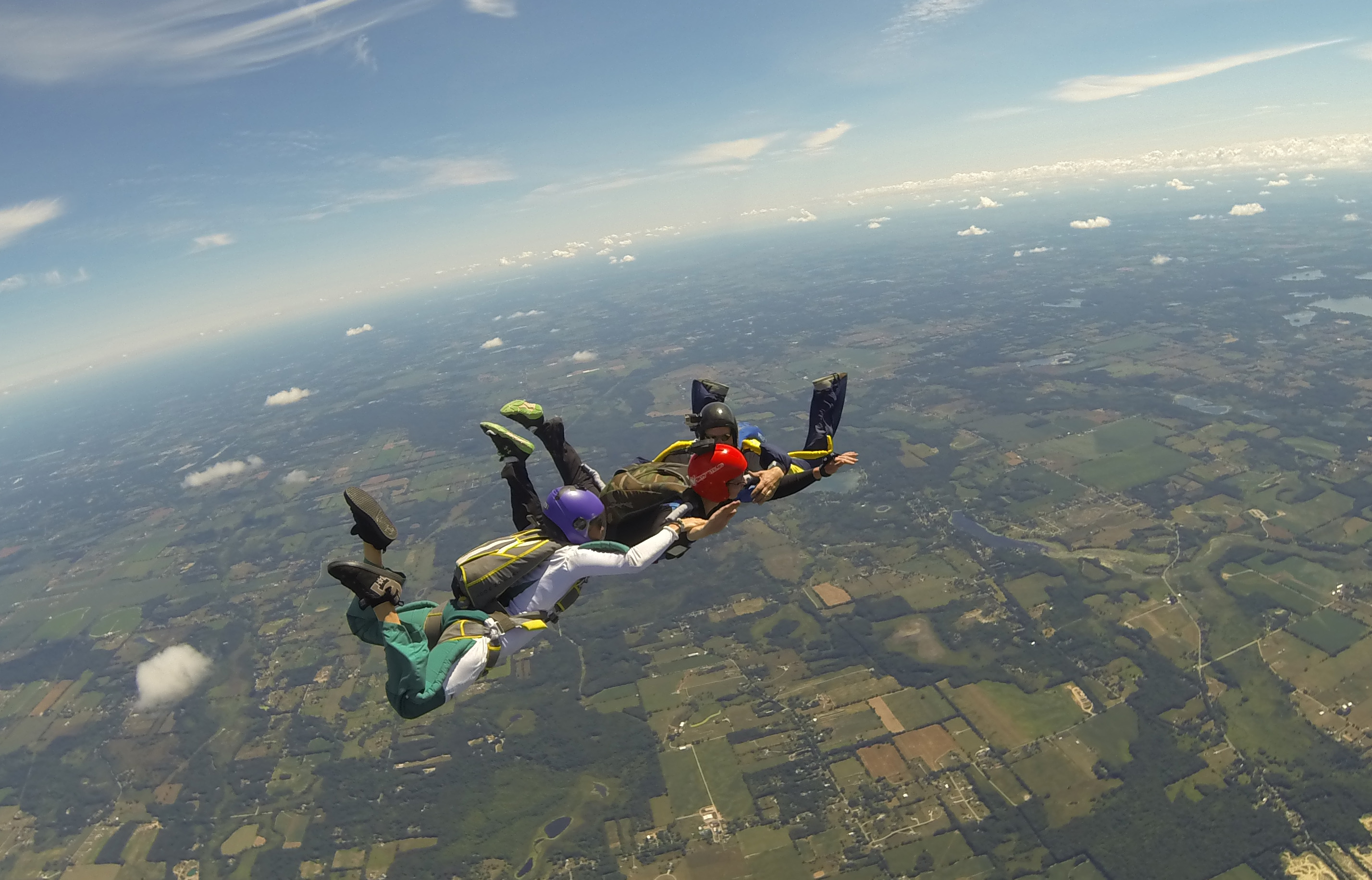 How Common Are Skydiving Injuries? | Skydive Tecumseh
