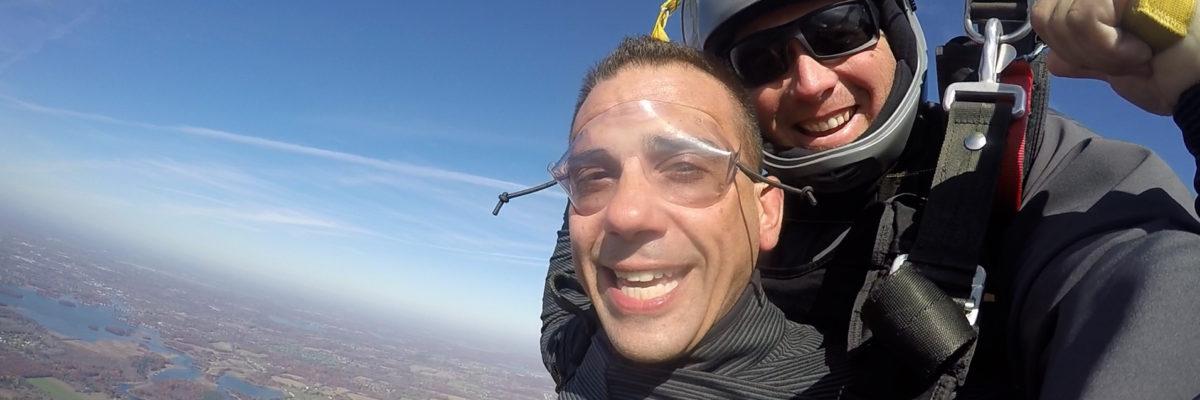skydiving hours