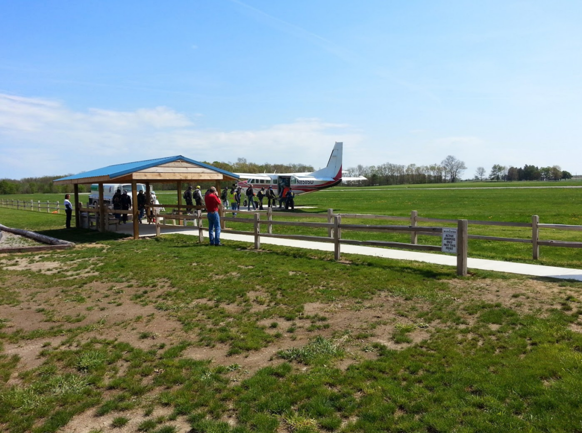 Skydive Tecumseh - The largest skydiving center in Michigan