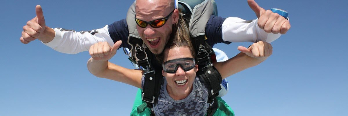 Skydiving Age Limit In Michigan