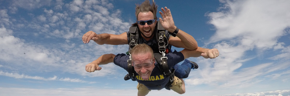 So You've Made a Tandem Jump. What's Next