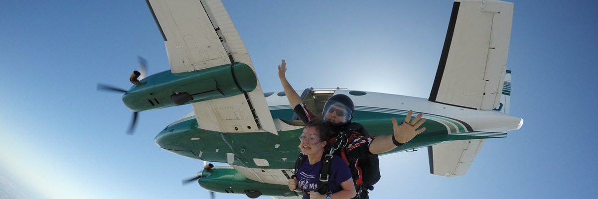 Why The Skydiving Aircraft Makes a Difference