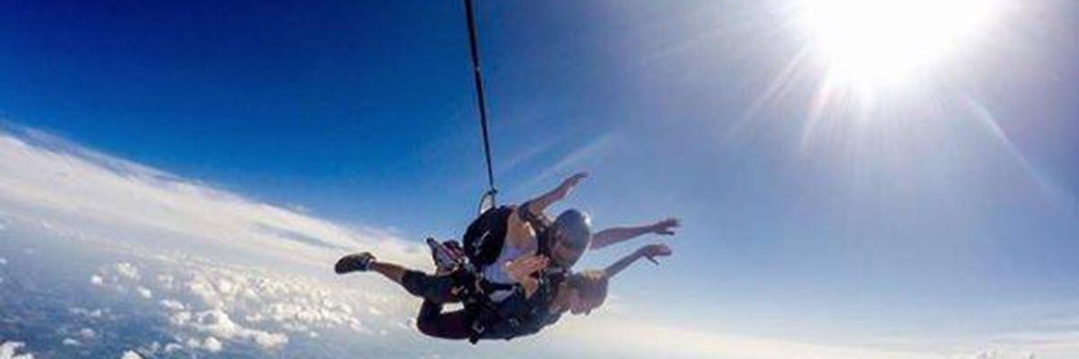 skydiving lansing