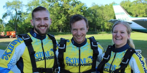 Skydiving License Levels Explained