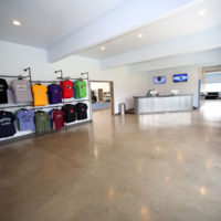 Retail store at Skydive Tecumseh