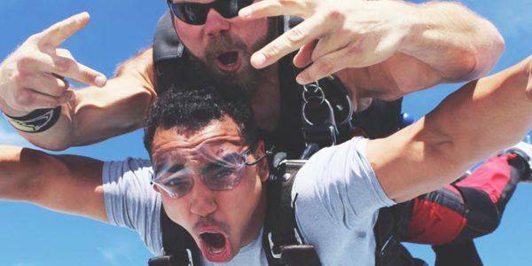 How to Cross Skydiving Off Your Bucket List