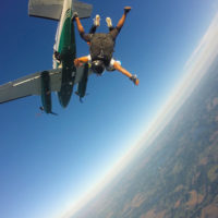skydiving empowerment