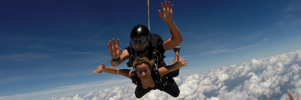 Skydiving The Greatest Gift Ever