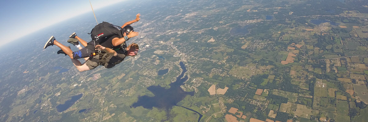 What Makes A Great Skydiving Experience