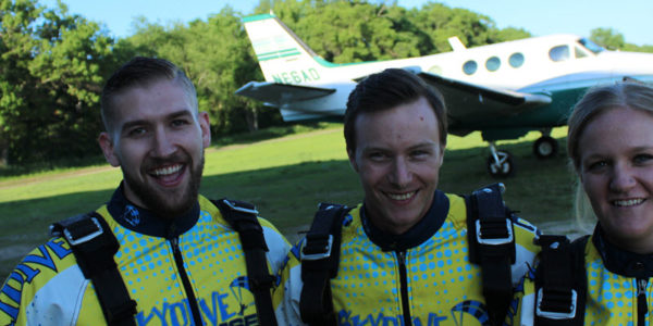 Top Tips for Skydiving in Winter