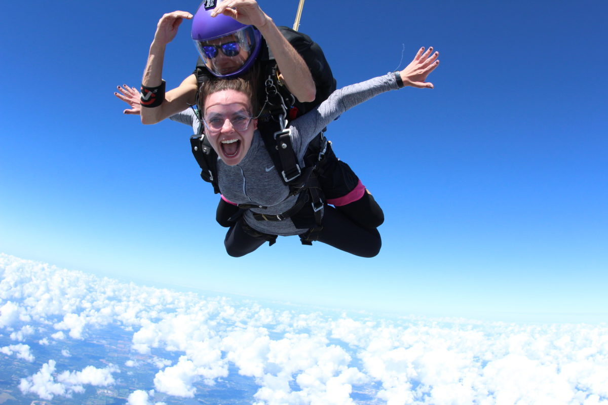 Tips for Tandem Skydiving