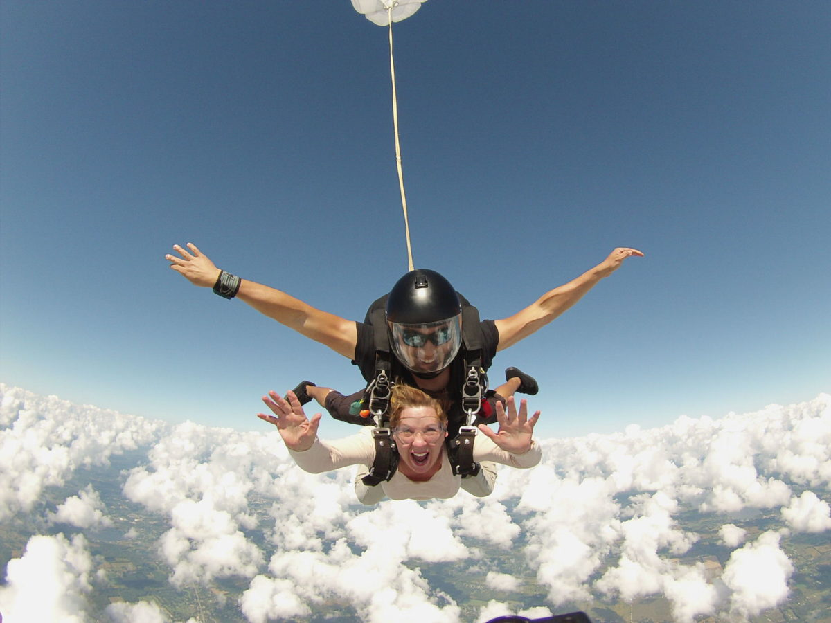 Learn to Skydive - Skydive Tecumseh