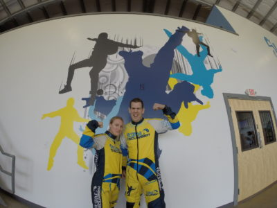 physiological effects of skydiving