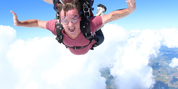 Skydiving Tips: What To Expect The First Time