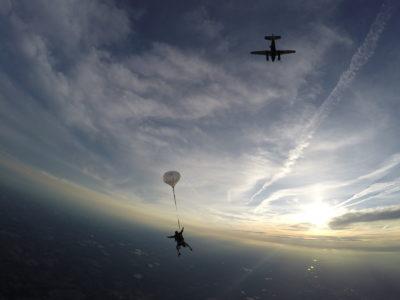 worlds highest skydive