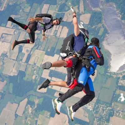 fun facts about skydiving